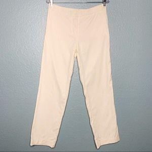3.1 Philip Lim   Cream Button Fly Pants